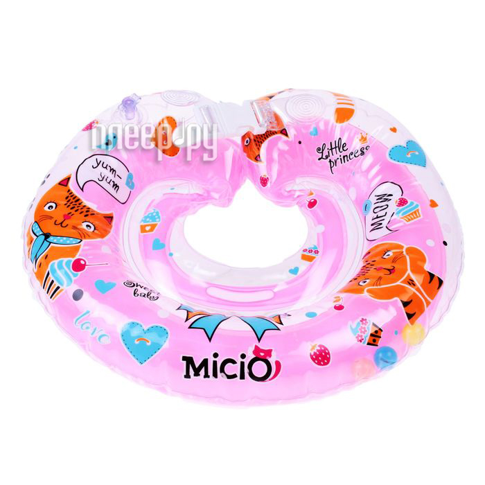 Надувной круг Micio Розовые мечты 1512122