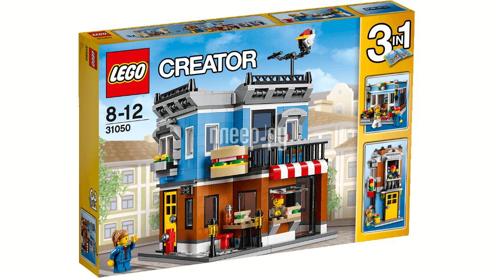 Конструктор Lego Creator Магазинчик на углу 31050