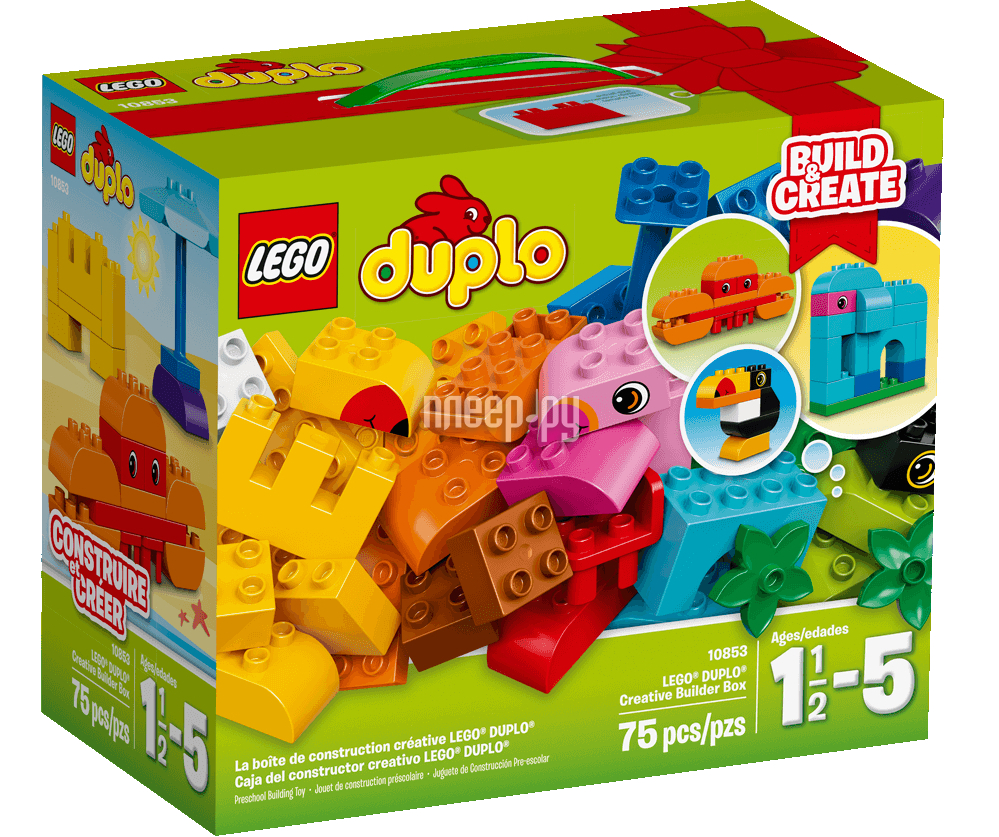 Конструктор Lego Duplo 10853