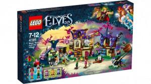 Купить Конструктор Lego Elves Побег из деревни гоблинов 41185