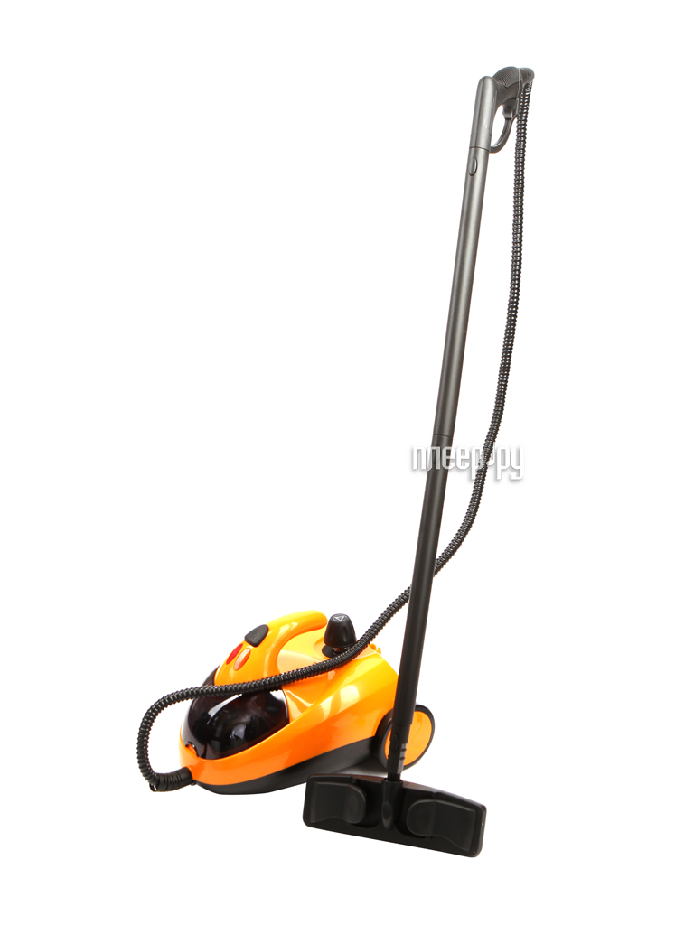 Пароочиститель Kitfort KT-908-3 Orange