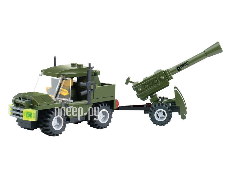 Конструктор UNICON Артиллерия 100 деталей 1800955 за 197 рублей