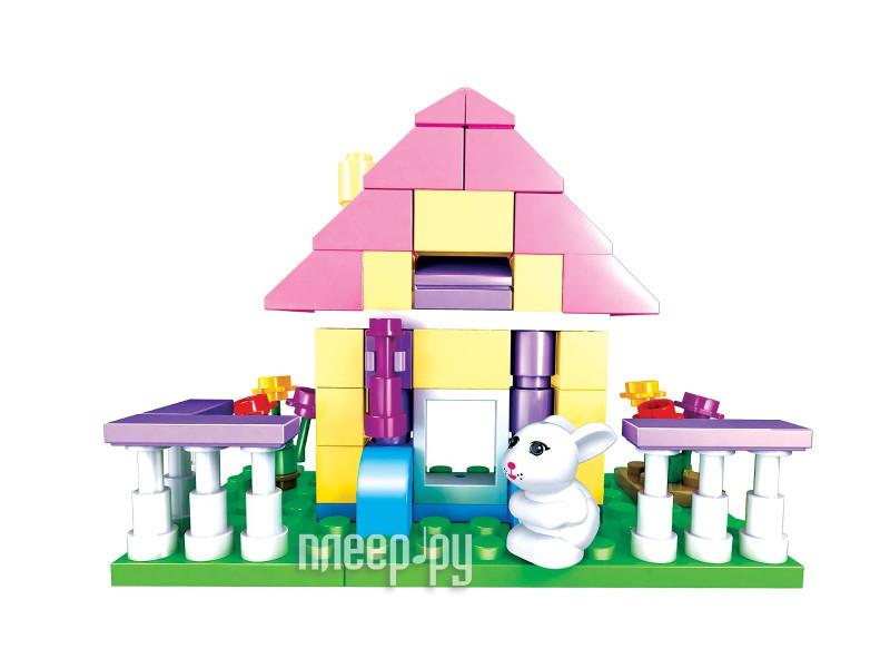 Конструктор UNICON Вошебный домик 76 деталей 1448670