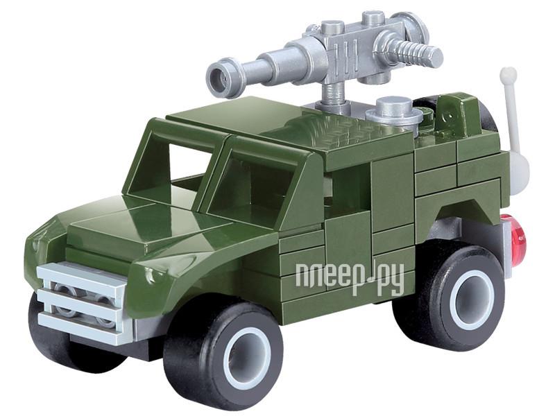 Конструктор UNICON Противотанковый пулемет 56 деталей 1800958