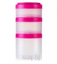 Набор контейнеров BlenderBottle ProStak Expansion Pak Pink BB-PREX-CPIN