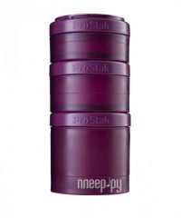 Набор контейнеров BlenderBottle ProStak Expansion Pak Full Color Plum BB-PREX-FPLU