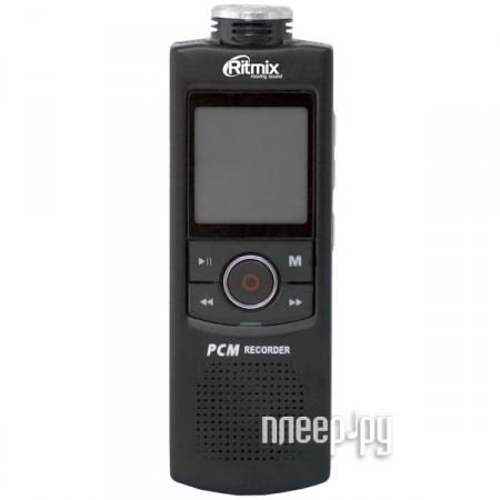 Диктофон Ritmix RR-950 2Gb  Pleer.ru  1467.000