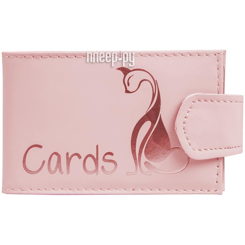 Аксессуар OfficeSpace кожа тип 2 Pink Кошка KDs13511