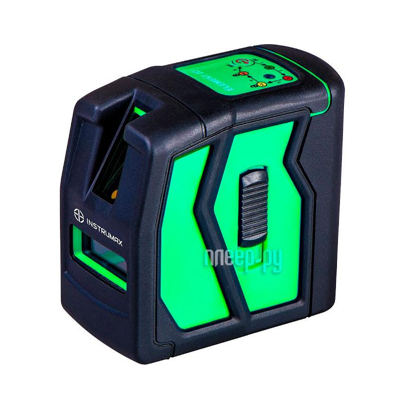 Нивелир Instrumax Element 2D Green IM0119