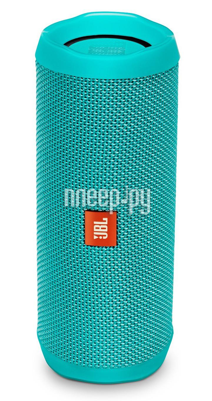 Колонка JBL Flip 4 Turquoise