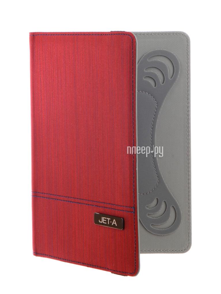 Аксессуар Чехол 7-8.1 Jet.A IC7-50 универсальный Red