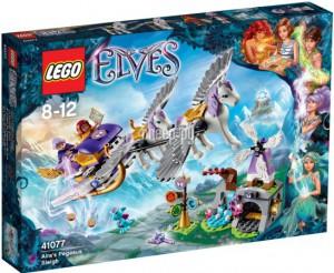 Купить Конструктор Lego Elves Летающие сани Эйры 41077