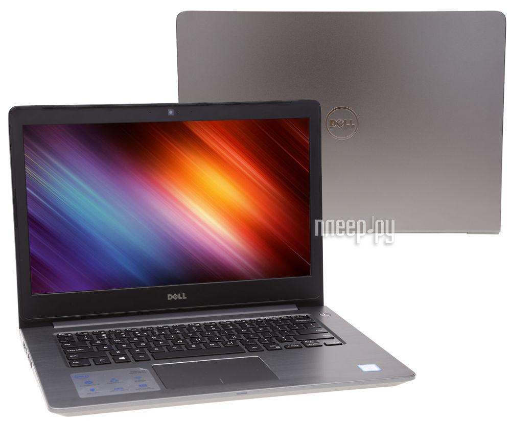 Ноутбук Dell Vostro 5468 5468-9002 (Intel Core i3-6006U 2.0 GHz / 4096Mb / 500Gb / No ODD / Intel HD Graphics / Wi-Fi / Cam / 14.0 / 1366x768 / Linux)