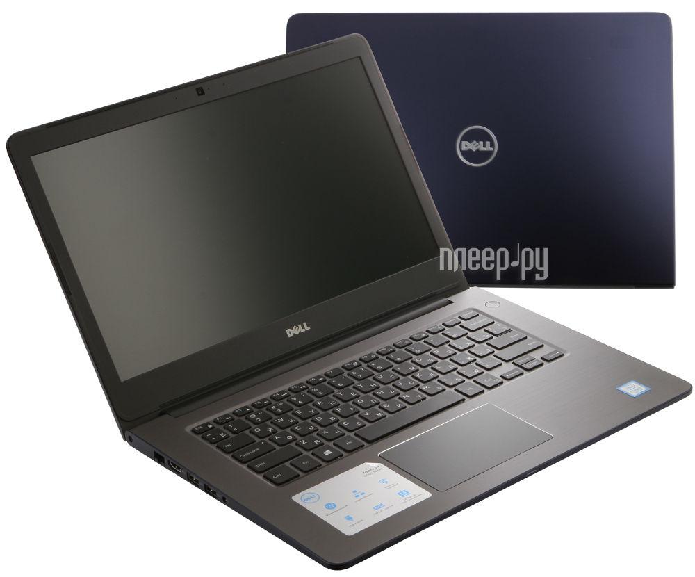Ноутбук Dell Vostro 5468 5468-9026 (Intel Core i3-6006U 2.0 GHz / 4096Mb / 500Gb / No ODD / Intel HD Graphics / Wi-Fi / Cam / 14.0 / 1366x768 / Windows 10 64-bit)
