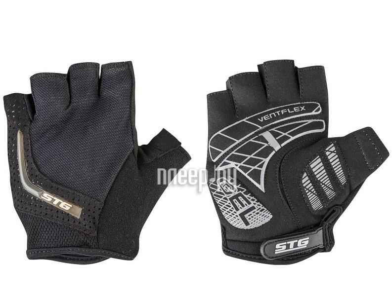 Велоперчатки STG AI-03-108 XL Black-Grey Х81533-ХЛ