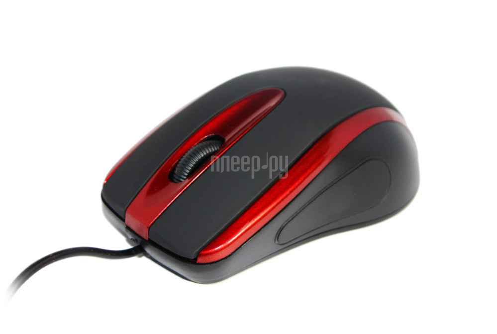 Мышь Havit HV-MS753 USB Black-Red