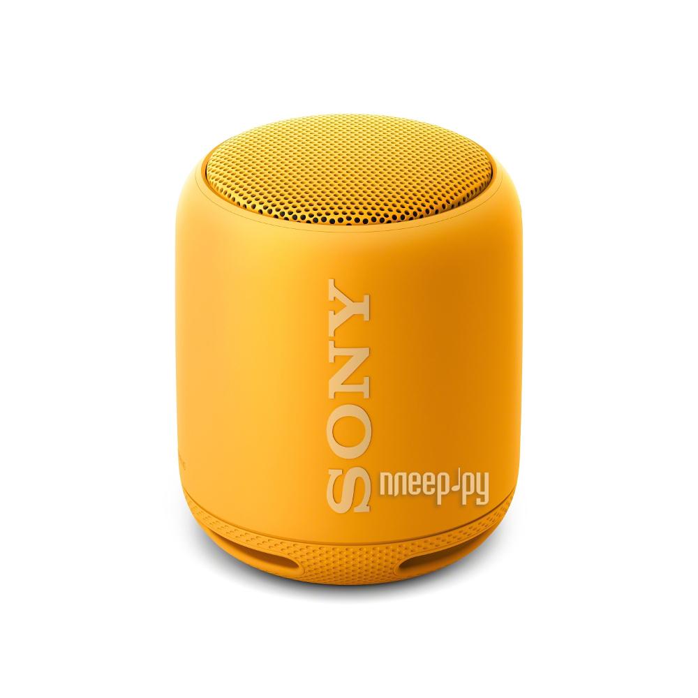 Колонка Sony SRS-XB10 Yellow