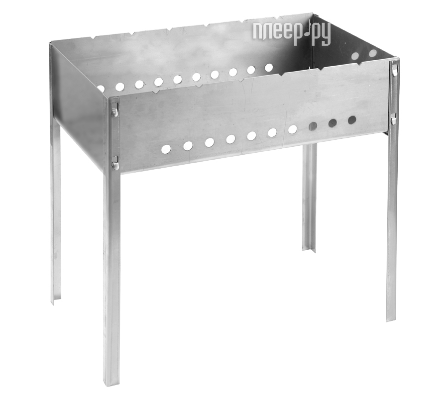 Мангал Grinda Barbecue 500x300x500mm 427784