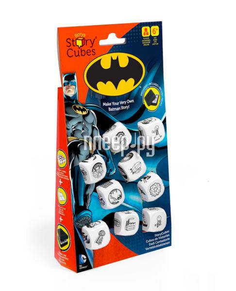 Настольная игра Rorys Story Cubes Бетмен купить