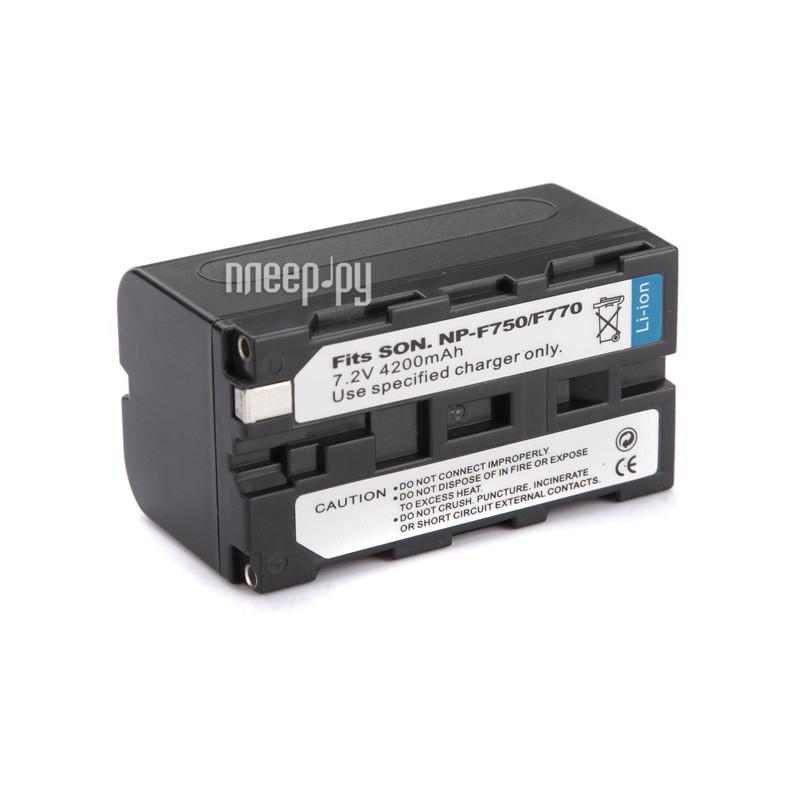 Аккумулятор Aputure 4200mAh NP-F750