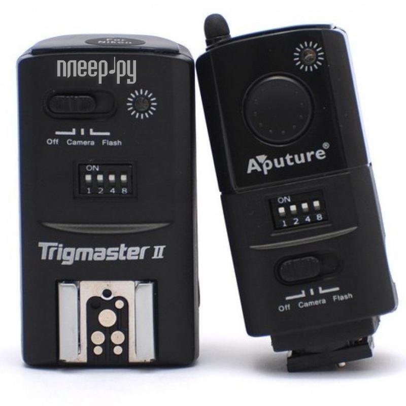 Aputure Trigmaster MXII-C Set 2.4G for Canon - радиосинхронизатор