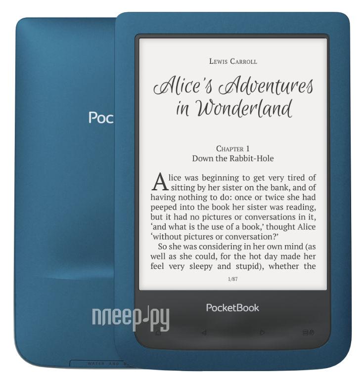 Электронная книга PocketBook 641 Aqua 2