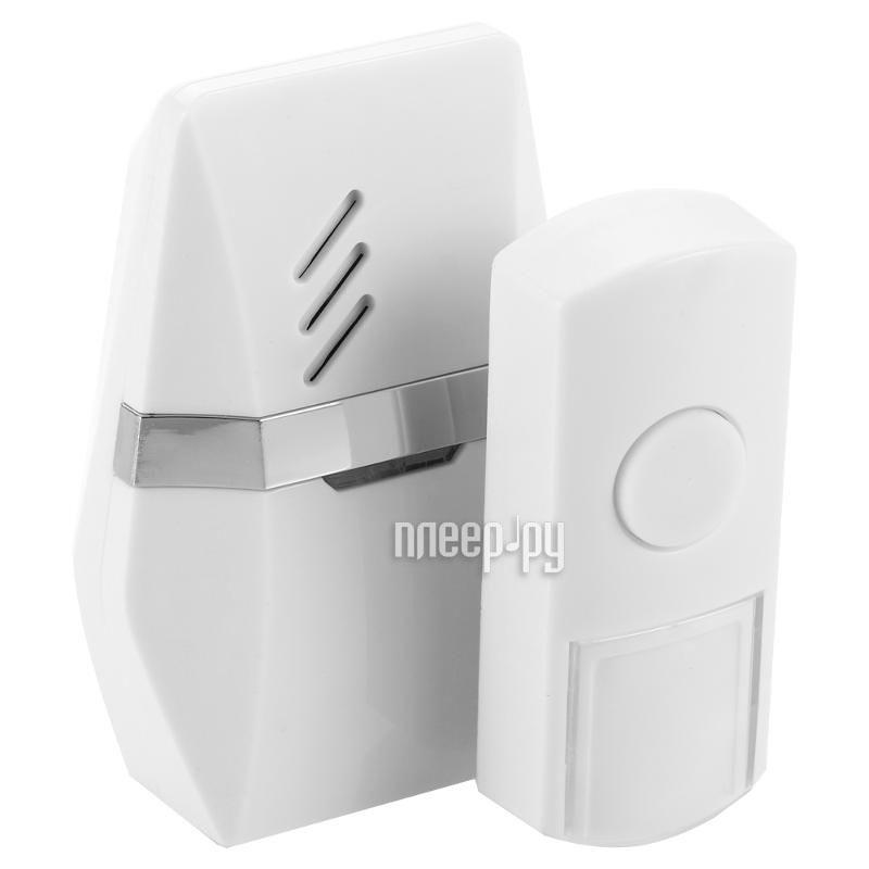 Звонок дверной Эра C81 White беспроводной купить