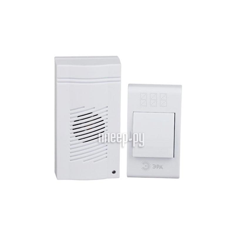 Звонок дверной Эра С51 White беспроводной
