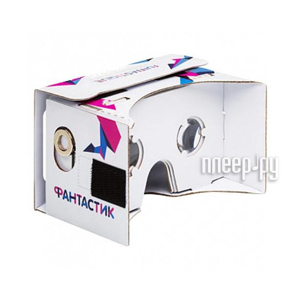 Очки 3D Funtastique VR Cardboard