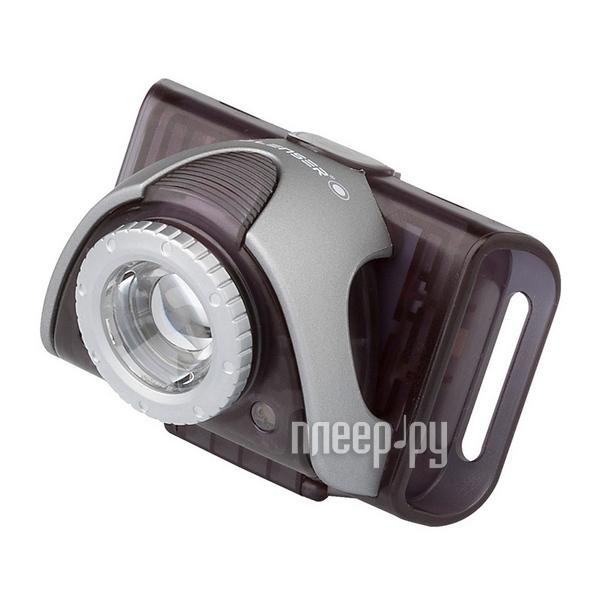 Фонарь LED Lenser SEO B5R Grey 9005-RG