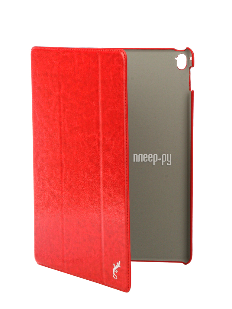 Аксессуар Чехол G-Case Slim Premium для APPLE iPad 9.7 Red GG-799