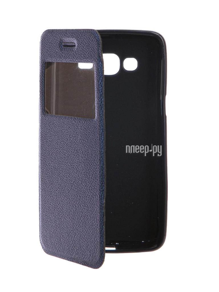 Аксессуар Чехол Samsung Galaxy J2 Prime G532F Gecko Book Blue G-BOOK-SAMJ2PR-DBLU