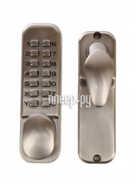 Нора-М 230 Brushed Nickel 7300