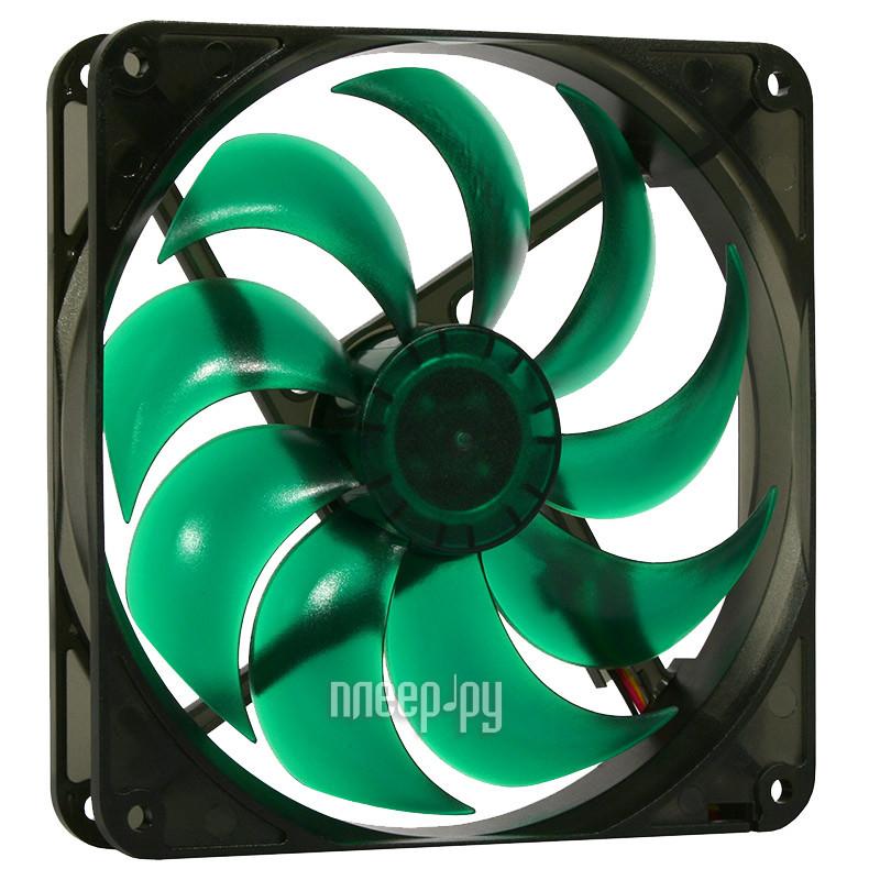 Вентилятор Nanoxia Deep Silence 140x140x25mm 1100-1800rpm NDS-140-1800