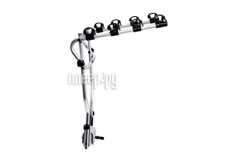 Крепление для перевозки на автомобиле Thule HangOn 9708 на фаркоп, для 4-х велосипедов