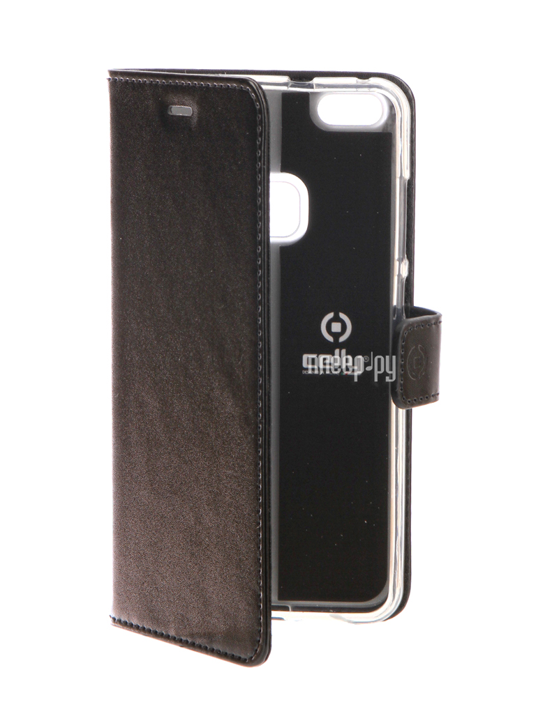 Аксессуар Чехол Huawei P10 Lite Celly Air Case Black AIR648BK