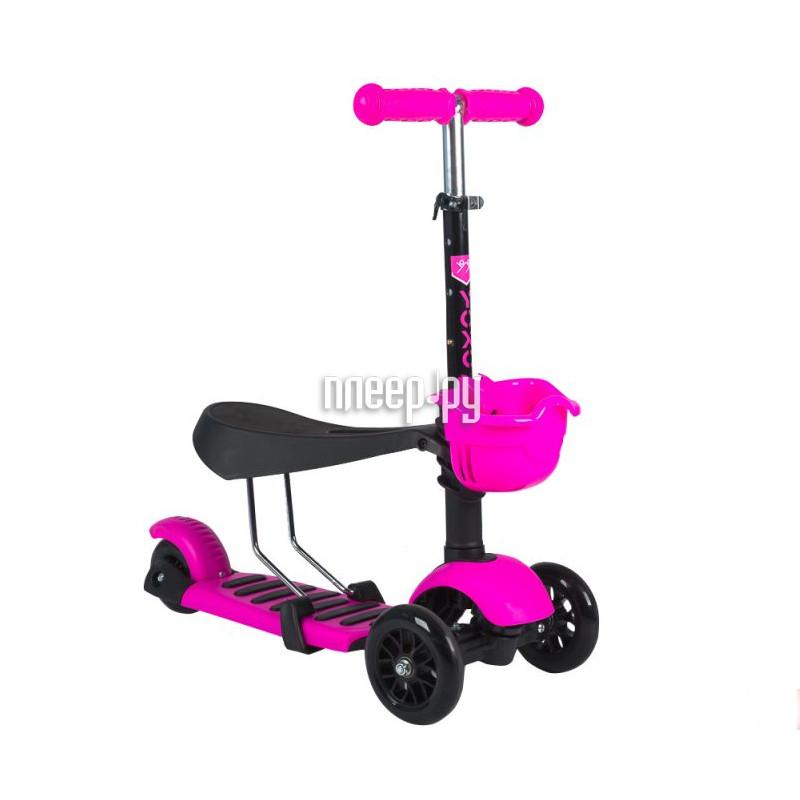 Самокат Vip Toys MIDOU-H-2 Pink купить