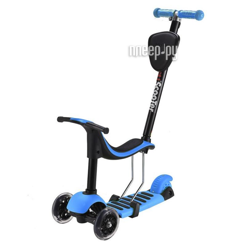 Самокат Vip Toys MIDOU-H-6 Blue