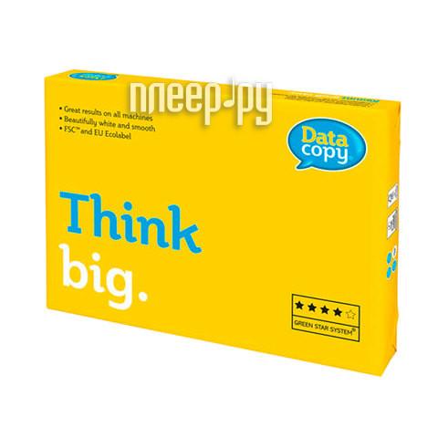 Бумага DATA COPY A3 80g/m2 500 листов A+