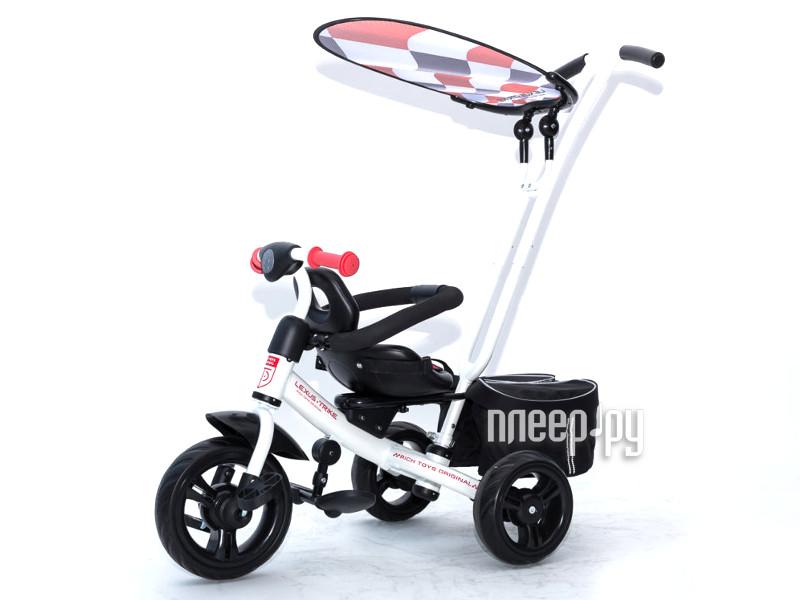 Велосипед Vip Toys Lexus Trike Next White-Red