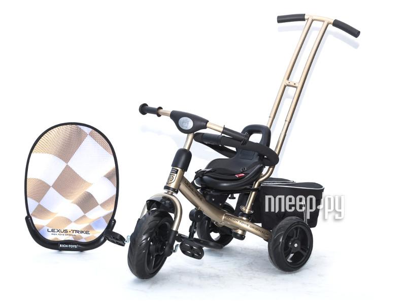 Велосипед Vip Toys Lexus Trike Next Bronze