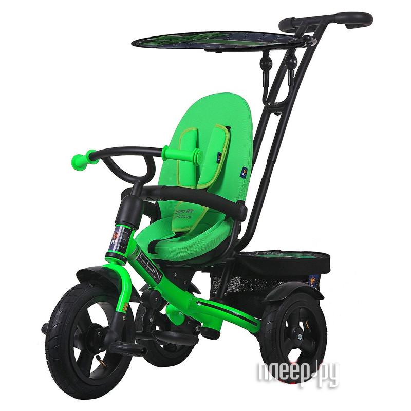 Коляска-велосипед Vip Toys N1 ICON Elite Emerald