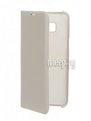Купить Аксессуар Чехол Samsung Galaxy S8 Plus BROSCO White SS-S8P-BOOK-WHITE