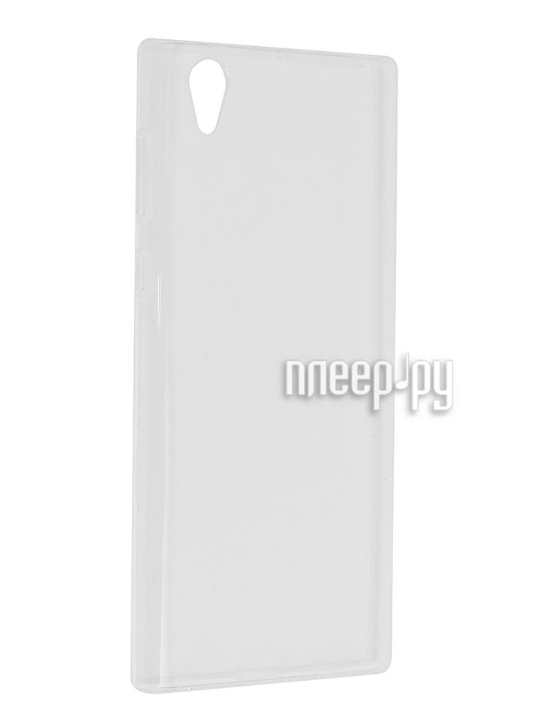 Аксессуар Чехол Sony Xperia L1 G3311 / G3312 Svekla Transparent SV-SOG3311-WH