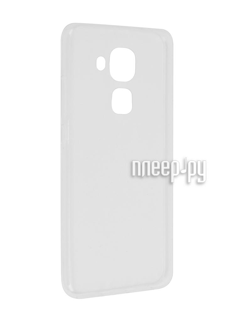 Аксессуар Чехол Huawei Nova Plus Svekla Transparent SV-HWNOVAPLUS-WH