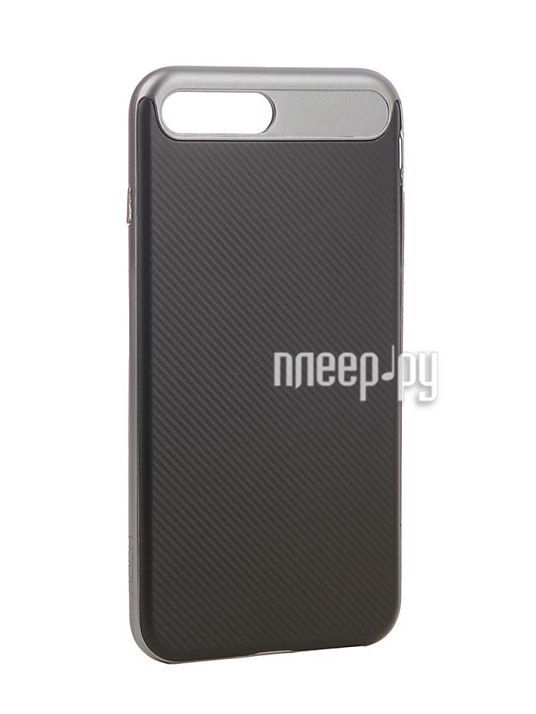 Аксессуар Чехол Rock Vision для iPhone 7 Plus Grey 47956