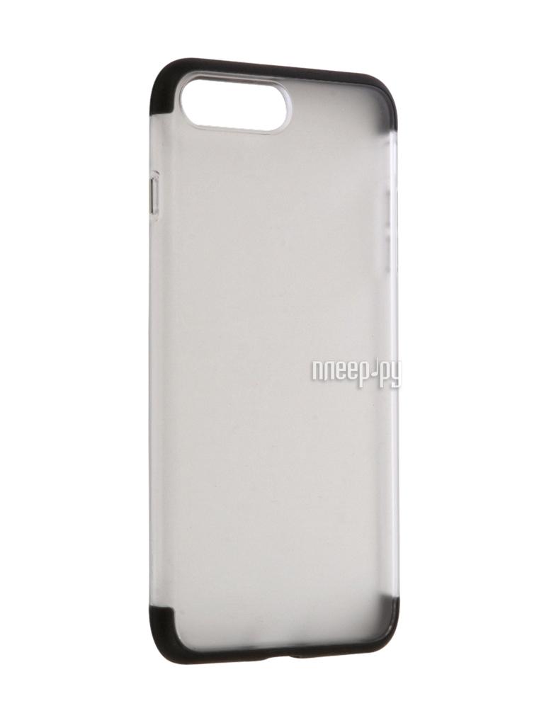 Аксессуар Чехол Rock Cheer для iPhone 7 Plus Black 47642