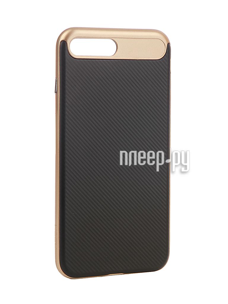 Аксессуар Чехол Rock Vision для iPhone 7 Plus Gold 47963
