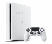 Игровая приставка Sony PlayStation 4 Slim 500Gb White PS719816560