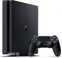 Игровая приставка Sony PlayStation 4 Slim 1Tb Black + Call of Duty: Infinite Warfare PS719892359